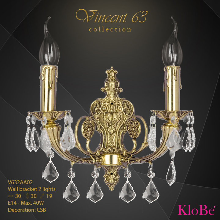 V632AA02 -WB 2L   v.63 collection KloBe Classic