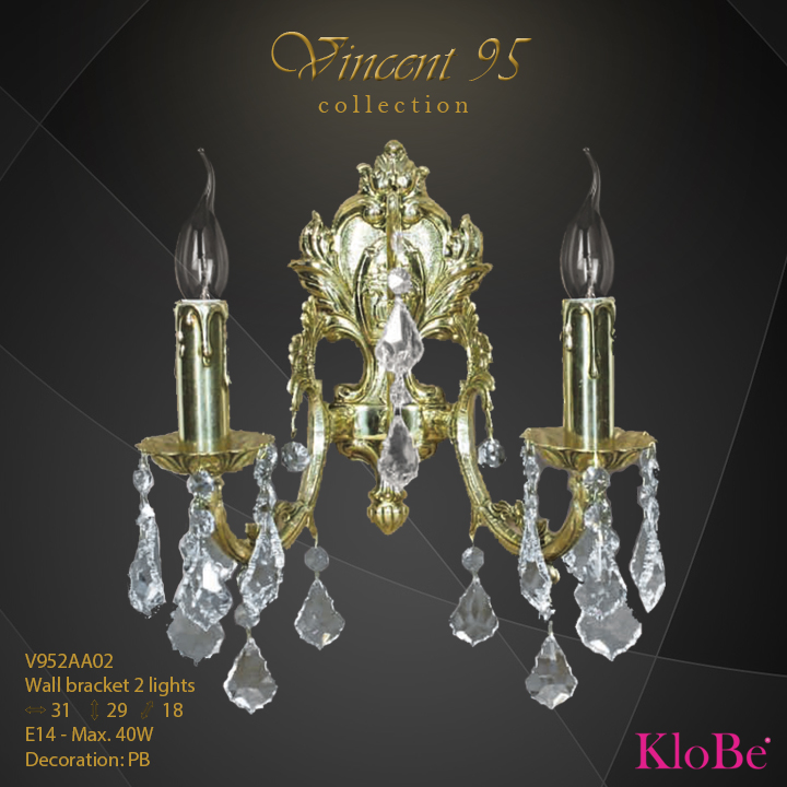 V952AA02 - WB 2L V95 collection KloBe Classic