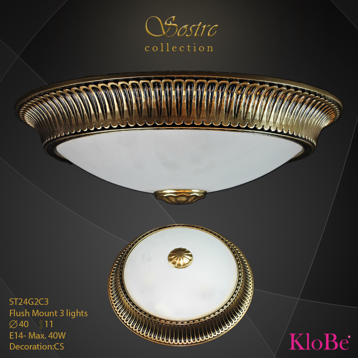 ST14G2C3  - FM  3L  Sostre collection KloBe Classic