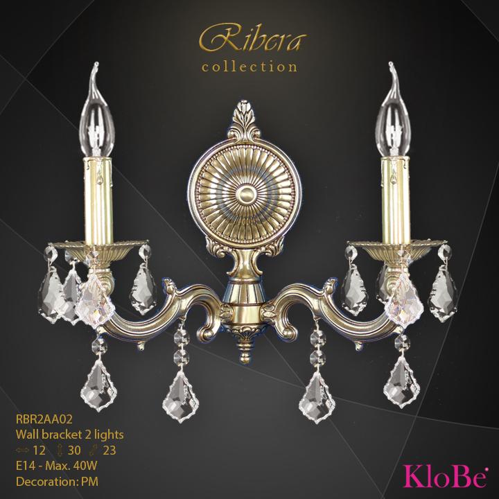 RBR2AA02  - WB  2L  Ribera collection KloBe Classic