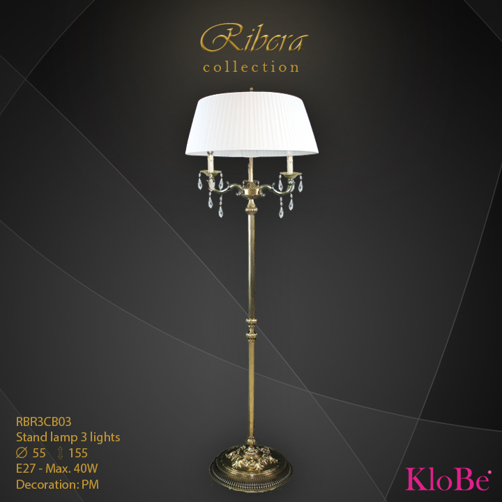 RBR3CB03  - SL  3L  Ribera collection KloBe Classic