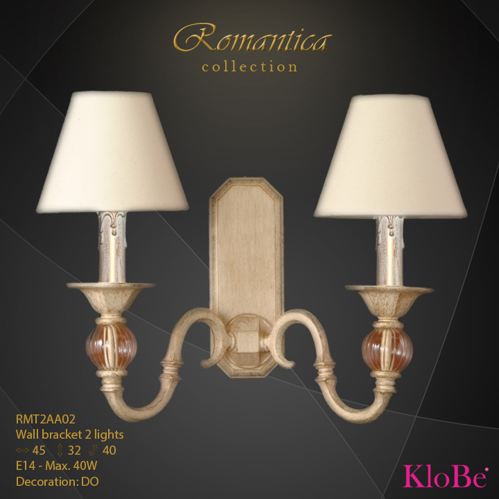 RMT2AA02 (DO) - WB  2L  Romantica collection KloBe Classic