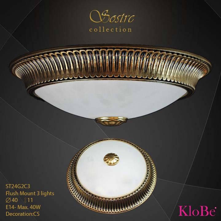 ST14G2C3  - FM  3L  Sostre collection KloBe Classic