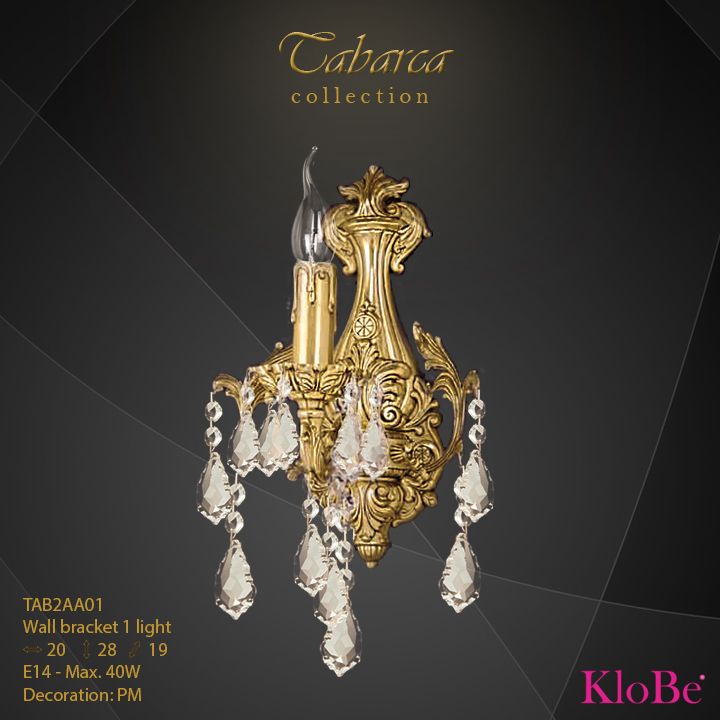 TAB2AA01  - WB  1L  Tabarca collection KloBe Classic