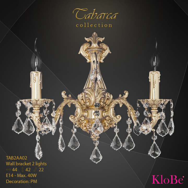 TAB2AA02  - WB  2L  Tabarca collection KloBe Classic