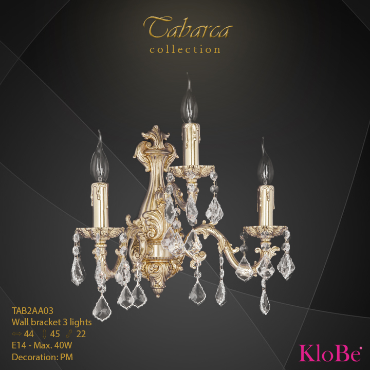 TAB2AA03  - WB  3L  Tabarca collection KloBe Classic