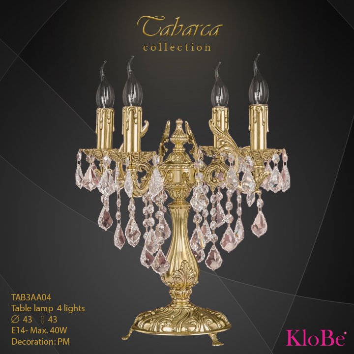 TAB3AA04  - TL  4L  Tabarca collection KloBe Classic