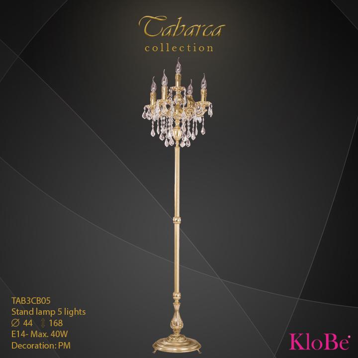 TAB3cb05  - SL  5L  Tabarca collection KloBe Classic