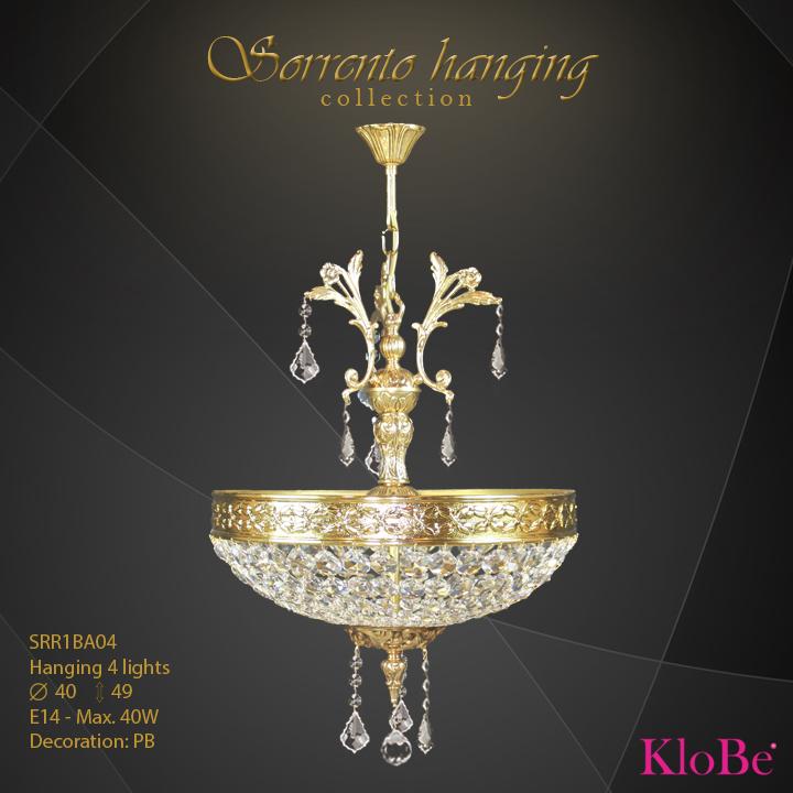 sorrento- HANGING 4 L  sorrento palmera collection KloBe Classic