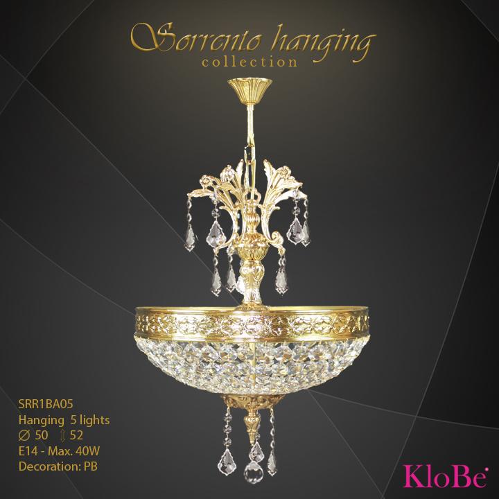 sorrento- Hanging 5L sorrento palmera collection KloBe Classic