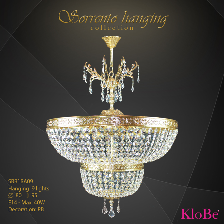 sorrento- hanging 9 L  sorrento palmera collection KloBe Classic